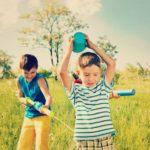 10 jeux de plein air pour un anniversaire enfant