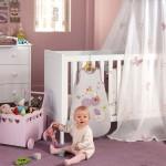 Préparer l'arrivée de Bébé – la chambre