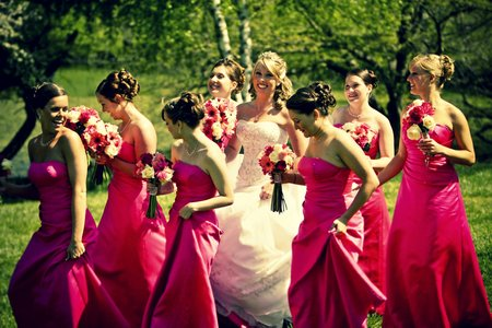pourquoi sentourer de demoiselles dhonneur - Playliste Mariage