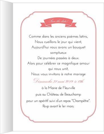 exemple texte faire part mariage rsultats daol image search - Texte Remerciement Mariage Parents