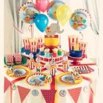 Top thèmes des anniversaires Enfants 2015