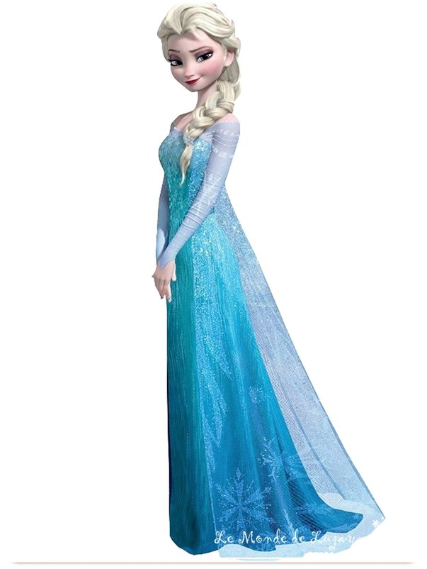 Elsa la reine des neiges disney