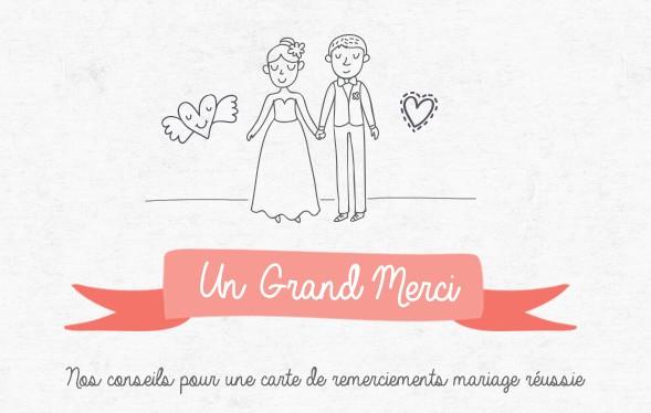 Infographie Des Remerciements Mariage Le Blog Popcarte