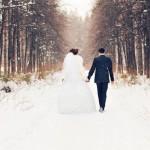 Toutes nos astuces pour un mariage en hiver