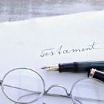Rédiger un testament olographe