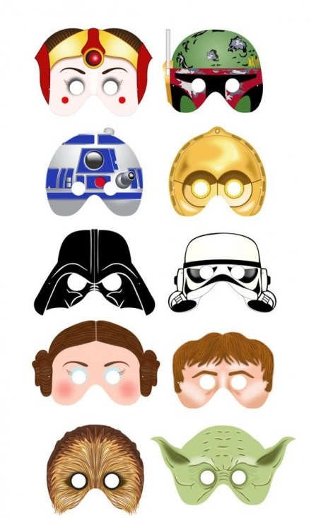 masques-star-wars