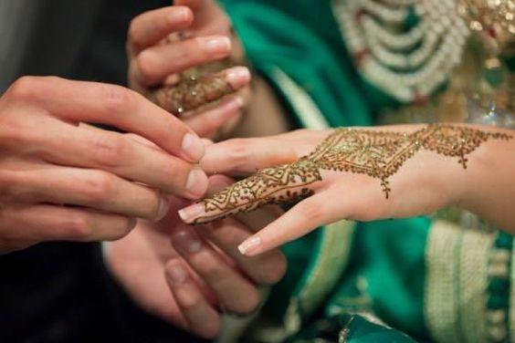 Les 12 Etapes Du Mariage Marocain