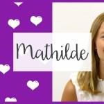Un amour de Mathilde