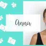 Anna surfe sur la musique