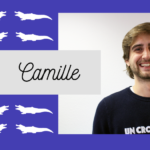Camille, le fan des crocos