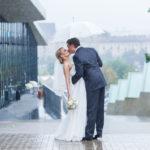 Que faire à son mariage s'il pleut ?