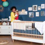 Inaugurer la chambre de bébé lors d'une baby shower