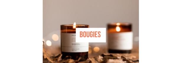 bougies fait-maison cadeaux invités pendant mariage