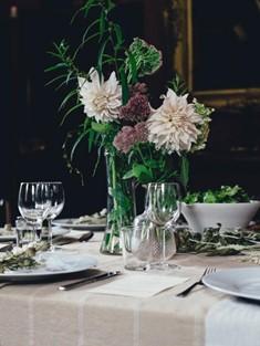 Art de la table décoration fleur pivoine Westwing