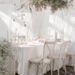 Table de mariage estivale : guide de décoration