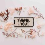 Les étapes à suivre pour vos cartes de remerciement Mariage